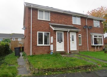Thumbnail 2 bed semi-detached house for sale in Merryweather Court, Bottesford, Scunthorpe