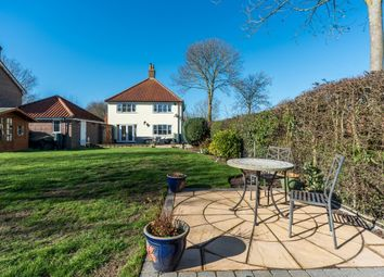 Thumbnail 4 bedroom detached house to rent in Mill Road, Thorpe Abbotts, Diss, Norfolk