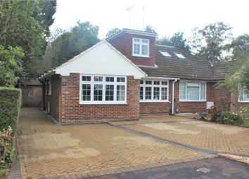 Thumbnail 3 bed bungalow for sale in Warwick Road, Ash Vale, Surrey