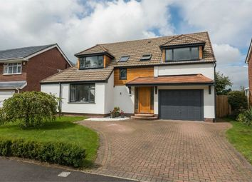 Thumbnail 4 bed detached house for sale in Wilton Crescent, Alderley Edge