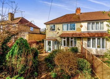 Thumbnail 3 bedroom semi-detached house for sale in St Albans Road, Sandridge, St. Albans