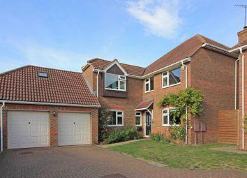 Thumbnail 5 bed detached house for sale in Lodge Close, Cheddington, Leighton Buzzard