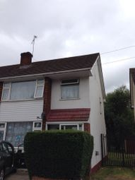 Thumbnail 4 bed semi-detached house to rent in Plantagenet Gardens, Romford