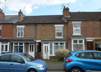 Thumbnail 2 bed terraced house for sale in Lower Outwoods Road, Burton-On-Trent, Staffordshire