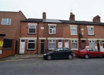 Thumbnail 2 bed terraced house for sale in Rosebery Street, Leicester