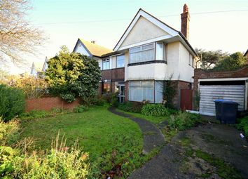 Thumbnail 4 bed semi-detached house for sale in Northumberland Avenue, Margate, Kent