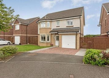Thumbnail 4 bed detached house for sale in Toftcombs Avenue, Stonehouse, Larkhall, South Lanarkshire
