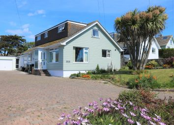 Thumbnail 6 bed detached bungalow for sale in Penhallow Road, Newquay