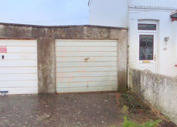 Thumbnail Parking/garage for sale in Salisbury Road, Exmouth, Devon
