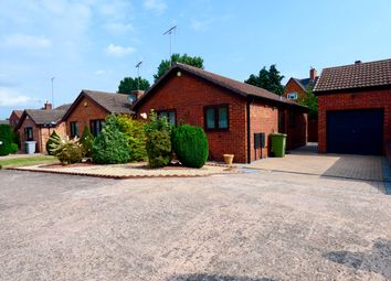 Thumbnail 2 bedroom bungalow for sale in Curzon Close, Rainworth, Mansfield