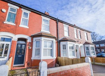 Thumbnail 3 bed terraced house for sale in Princes Road, Broadheath, Altrincham