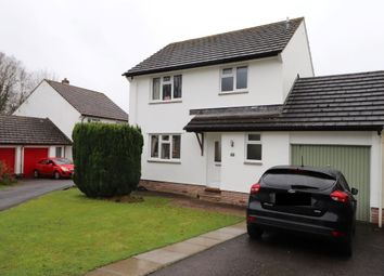 3 bed link-detached house for sale in Magnolia Close, Barnstaple EX32