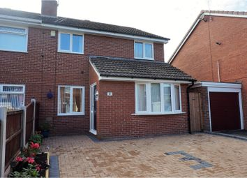 Thumbnail 3 bed semi-detached house for sale in Saltwood Drive, Runcorn
