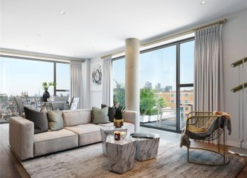 Thumbnail 1 bed flat for sale in Greenwich Square - Courtyard, Hawthorn Crescent, Greenwich, London