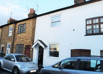 Thumbnail 2 bedroom terraced house to rent in Port Vale, Hertford