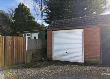 Thumbnail Parking/garage for sale in Tennyson Road, Freshwater, Isle Of Wight