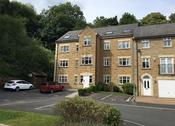 Thumbnail 3 bed flat for sale in Silk Mill Chase, Ripponden, Sowerby Bridge