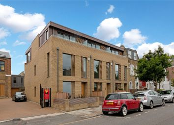 Thumbnail 5 bed terraced house for sale in Charles Baker Place, Wiseton Road, Bellevue Village, Wandsworth