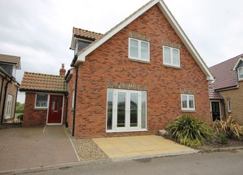 Thumbnail 4 bed detached house for sale in Britannia Drive, Filey