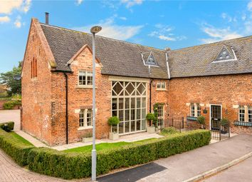Thumbnail 4 bed barn conversion for sale in Home Farm Close, Kelham, Newark