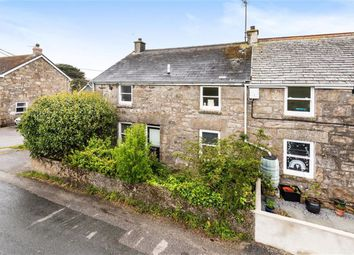Thumbnail 3 bed cottage for sale in Halsetown, St. Ives