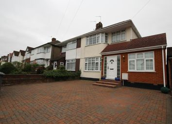 Thumbnail 3 bed semi-detached house for sale in Windsor Avenue, Edgware, Middlesex