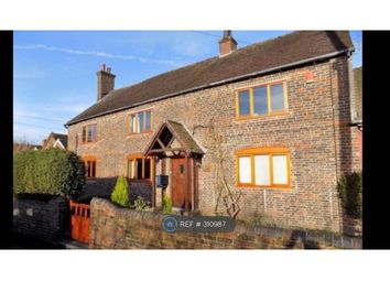 Thumbnail 4 bedroom detached house to rent in Castle Lane, Madeley, Crewe