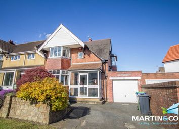 Thumbnail 3 bed link-detached house for sale in Harborne Road, Oldbury