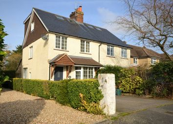 Thumbnail 4 bed semi-detached house for sale in Clovelly Road, Hindhead, Surrey