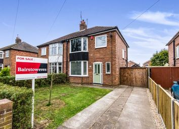 Thumbnail 3 bedroom semi-detached house for sale in Brant Road, Lincoln, Lincolnshire, .