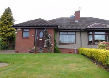 Thumbnail 3 bed semi-detached bungalow for sale in Springholm Drive, The Rushes, Airdrie