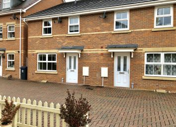 Thumbnail 2 bed terraced house to rent in Olvega Drive, Buntingford