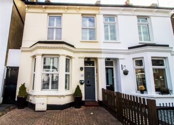 Thumbnail 2 bed semi-detached house for sale in Graham Road, London