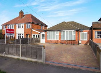 Thumbnail 3 bed detached bungalow for sale in Scraptoft Lane, Leicester
