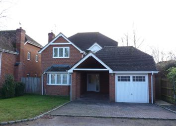 4 bed detached house to rent in Orchard Drive, Liphook Road, Lindford, Bordon GU35