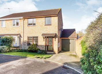 Thumbnail 3 bedroom semi-detached house for sale in Ashbourne Close, Warmley, Bristol