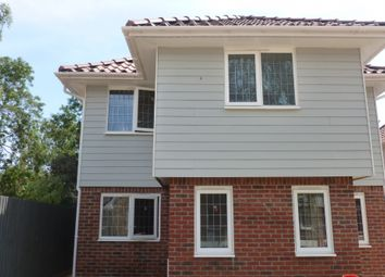 Thumbnail 4 bed detached house for sale in Spire View, Jobs Lane, March