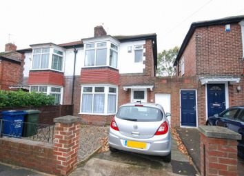 Thumbnail Semi-detached house for sale in Park Avenue, Gosforth, Newcastle Upon Tyne