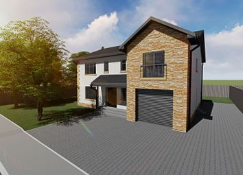 Thumbnail 5 bed detached house for sale in Waterlands Road, Law, Carluke