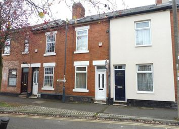 Thumbnail 2 bedroom terraced house for sale in Norfolk Street, Derby