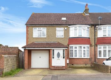 Thumbnail 5 bed end terrace house for sale in Jackson Avenue, Rochester