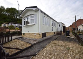 Thumbnail 1 bedroom detached bungalow for sale in Rustywell Park, Yeovil, Somerset