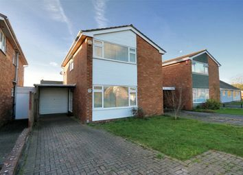 Thumbnail 4 bed detached house to rent in Greenhill Road, Alveston, Bristol