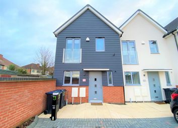 Thumbnail 2 bed town house for sale in Ridgemere Close, Yardley, Birmingham