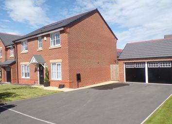 Thumbnail 4 bed detached house for sale in 8 Darwin Drive, Leyland