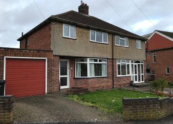 Thumbnail 3 bed property to rent in Bagley Close, Kennington, Oxford