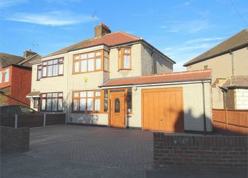 Thumbnail 3 bed semi-detached house for sale in Jersey Road, Rainham, Essex