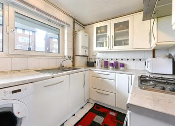 Thumbnail 3 bed flat for sale in Grove Crescent Road, London