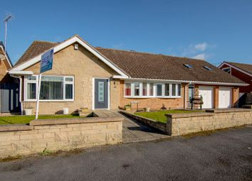 Thumbnail 6 bed detached bungalow for sale in Almond Grove, Worksop