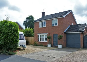 Thumbnail Detached house for sale in Winchester Road, Grantham